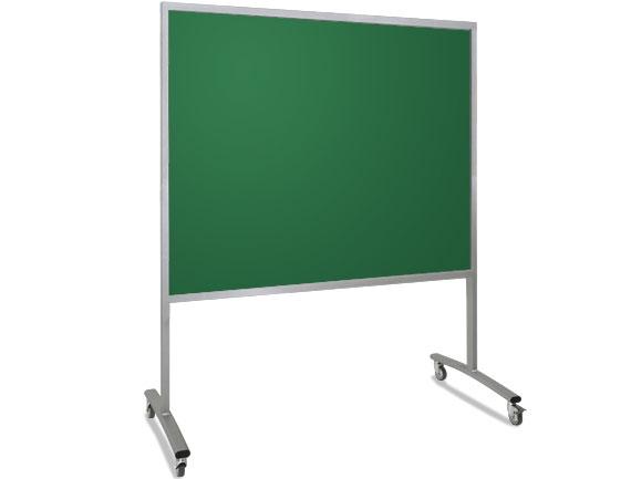 Stellwand Stellwand mit Tafelfläche Grün